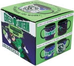 Green Lantern Corps Heat Changing Mug
