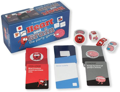 Heart and Brain: The Party Game