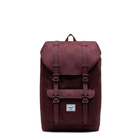 Herschel Little America Plum Dot