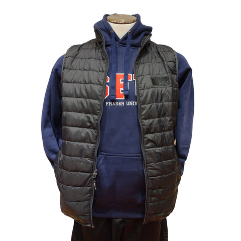 SFU Packable Puffer Vest