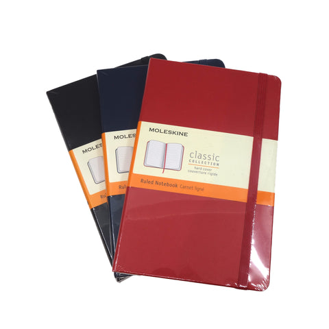 Moleskine Classic Medium Ruled Hard Cover
