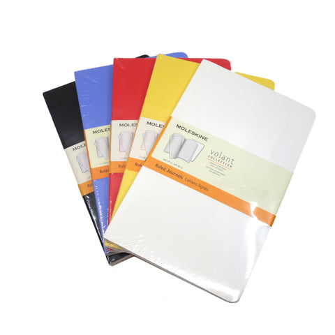 Moleskine Volant Large Ruled Soft Cover
