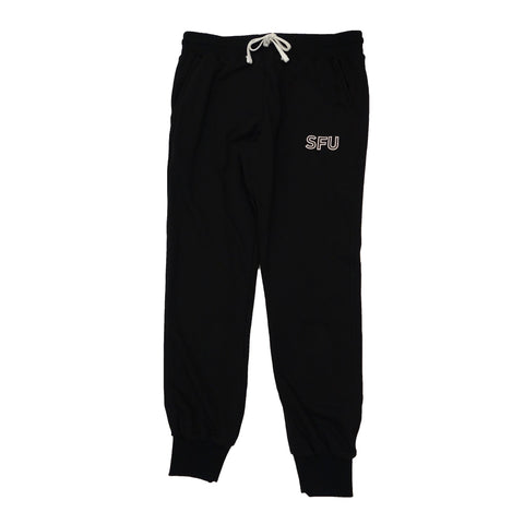 SFU Terry Champ Sweats Black