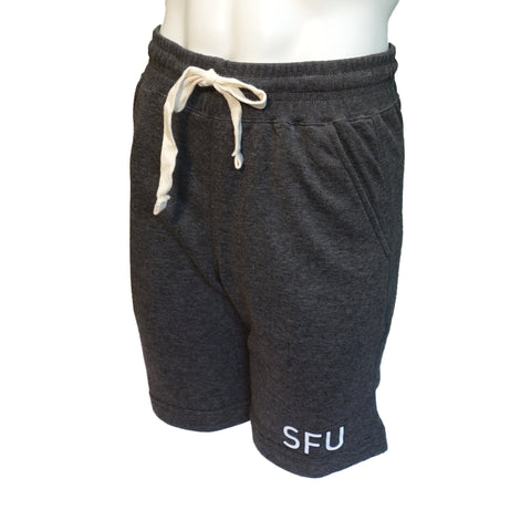 SFU Terry Champ Short Charcoal