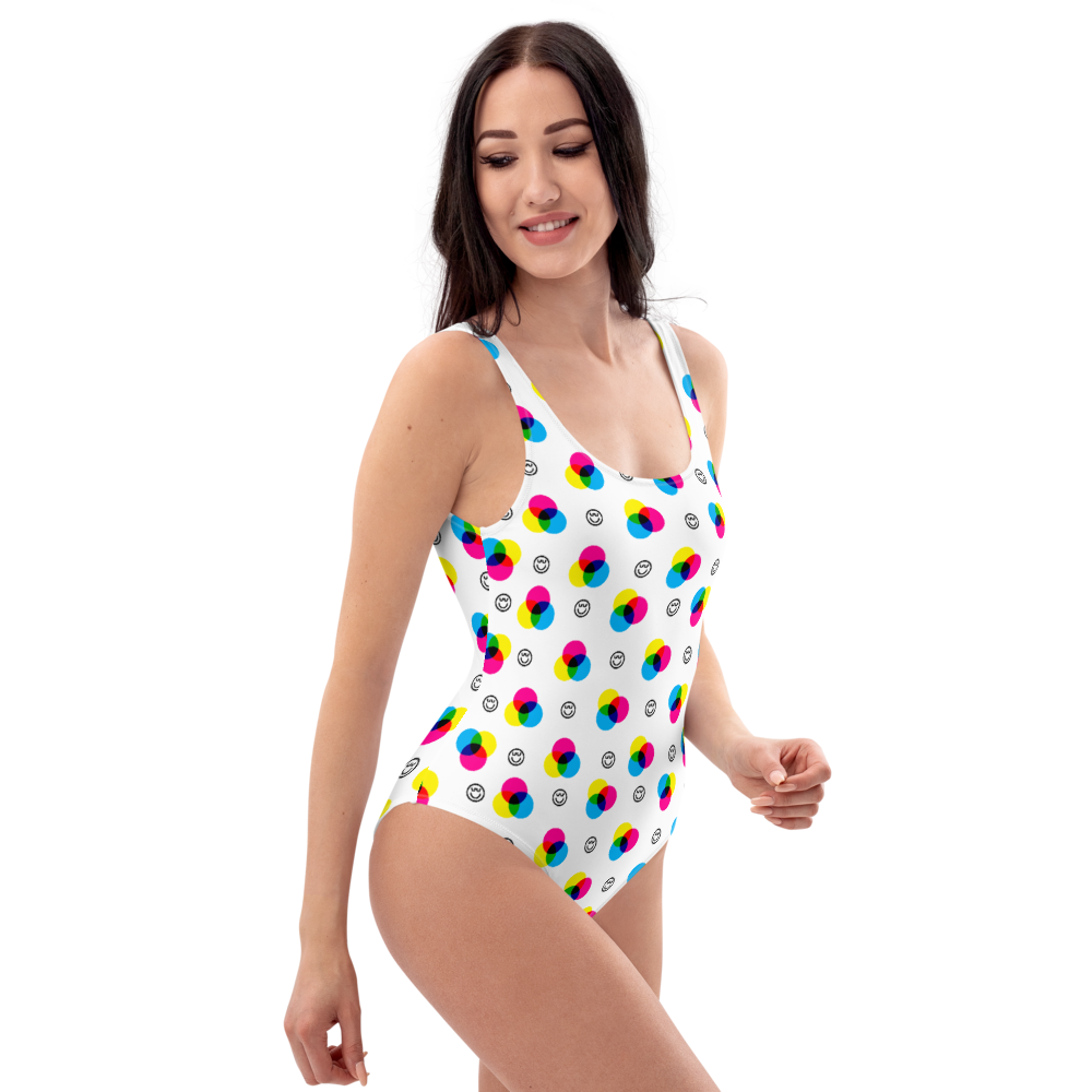 Traje de baño Happy CMYK