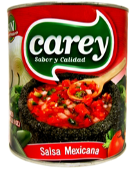 Carey Salsa Mexicana - Big