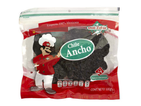 Don Zabor - Ancho Chile Pepper