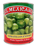 El Mexicano Whole Tomatillos in Brine