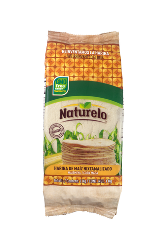 Naturelo White Corn Flour