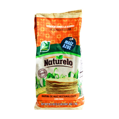 Naturelo Blue Corn Flour