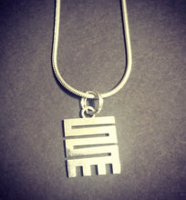 Load image into Gallery viewer, Adinkra Charm Necklace (Single Necklace)