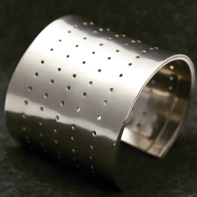 Perforated cuff