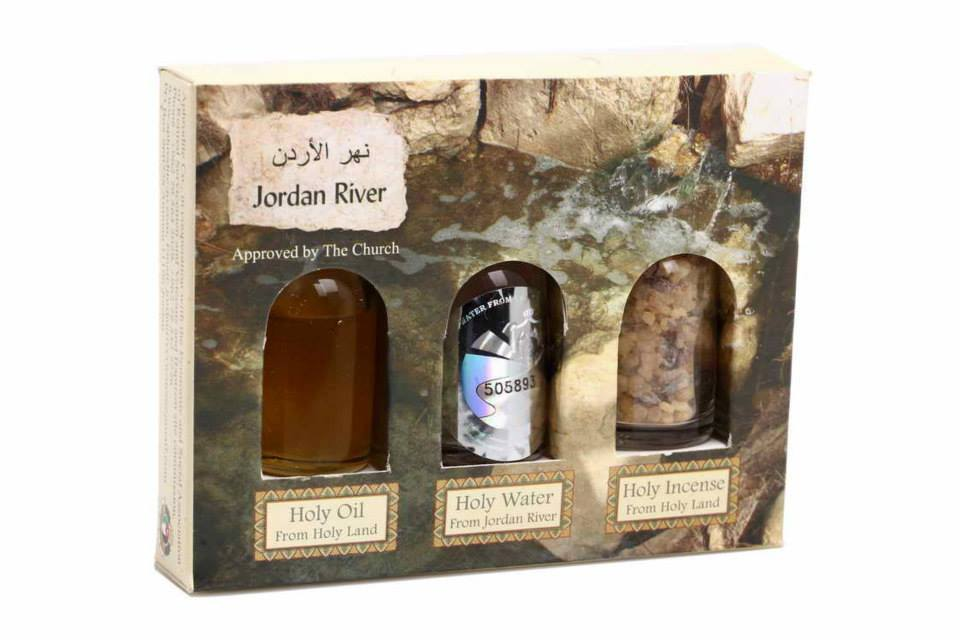 Holy Land Gift Pack