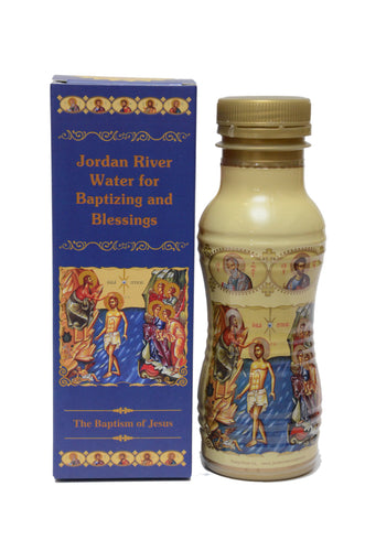 Jordan River water | Holy Valley