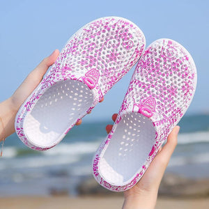Crocs - Soft Sunset Crocs Rosa