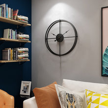 Load image into Gallery viewer, 16 Inch Modern Wall Clock