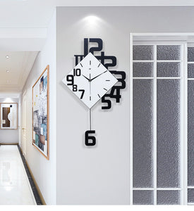 Creative Personality European Style Clock