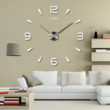Load image into Gallery viewer, DIY Big Decorative Kitchen Clock