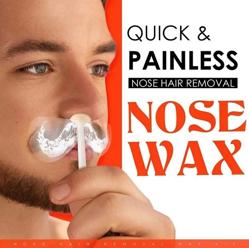 Smilaser Nose Hair Removal Wax Kit-Smilaser Products Inc.