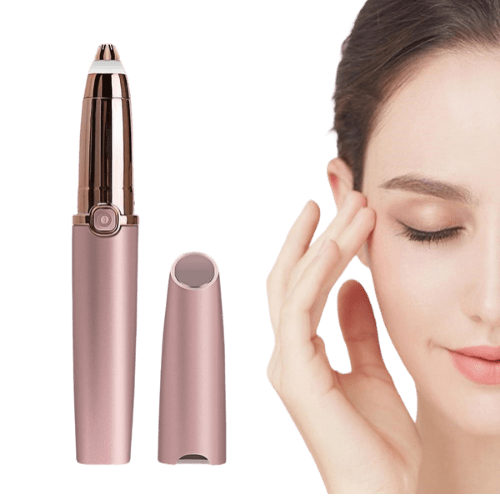 Smilaser Electric Eyebrow Hair Remover 2.0 (Upgraded Blade)-Smilaser Products Inc.