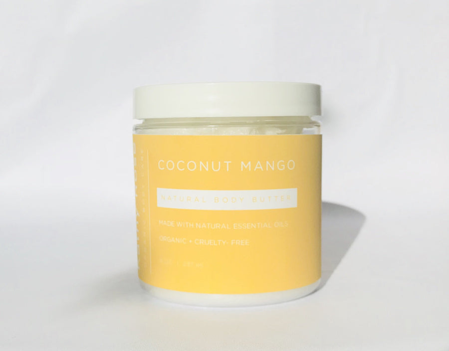 Mango Coconut Shea Body Butter