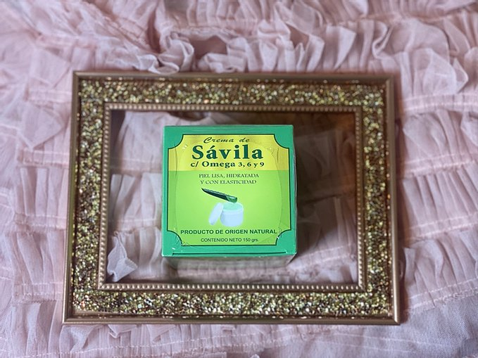 Cream of Savila C/Omega 3 6 and 9