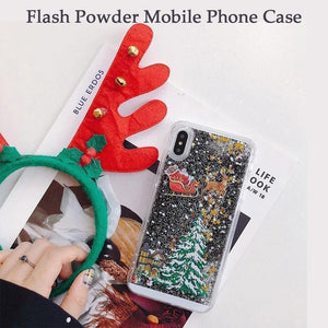 Fancyland™ Flash Powder Mobile Phone Case