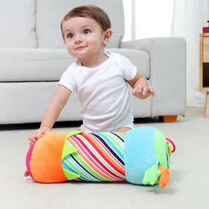 Fancyland™ Baby Crawling Drum Educational Soft Pillow Toys Baby Learning And Educational Toys