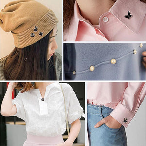 Fancyland™ Anti-Exposure Fixed Brooches (10 PCs/Set)