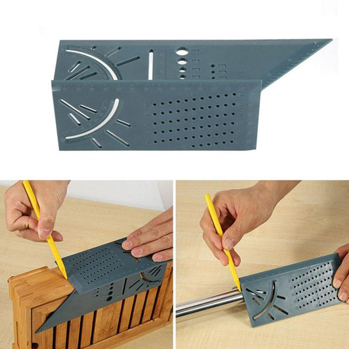 Fancyland™ 3D Multi-Angle Measuring Ruler - 50% OFF