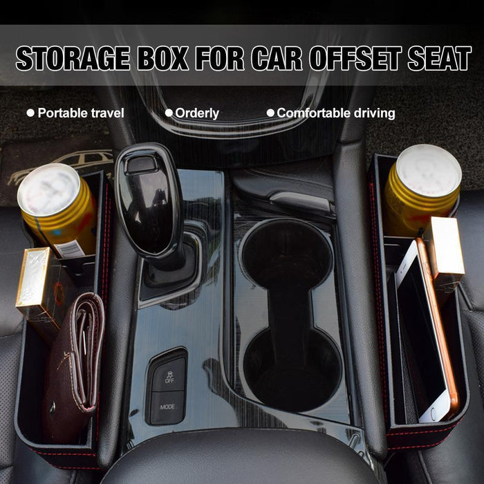 Fancyland™ Car Seat Slot Storage Box