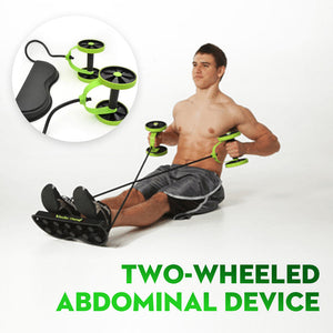 Fancyland™ Multifunctional Household Double-Wheel Tension Device