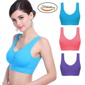 Fancyland™ All Day Comfort Shaper Bra(3 pcs)