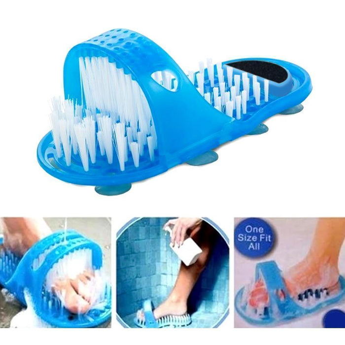Fancyland™ Shower Foot Cleaning Scrubber