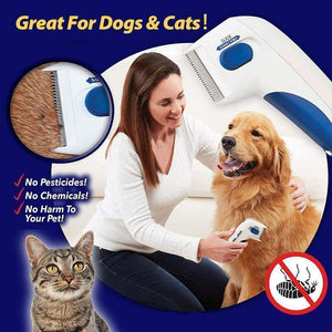Fancyland™ Electric Flea Remover for Pets