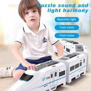 Fancyland™ Harmony Train Toy Set High Speed Bullet Train for Children