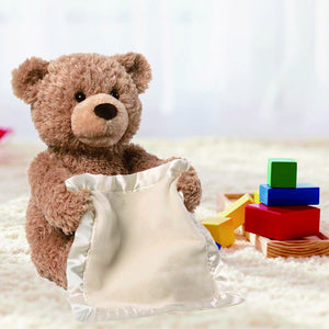 Fancyland™ Peek-A-Boo Teddy Bear Stuffed Animals Toy Plush