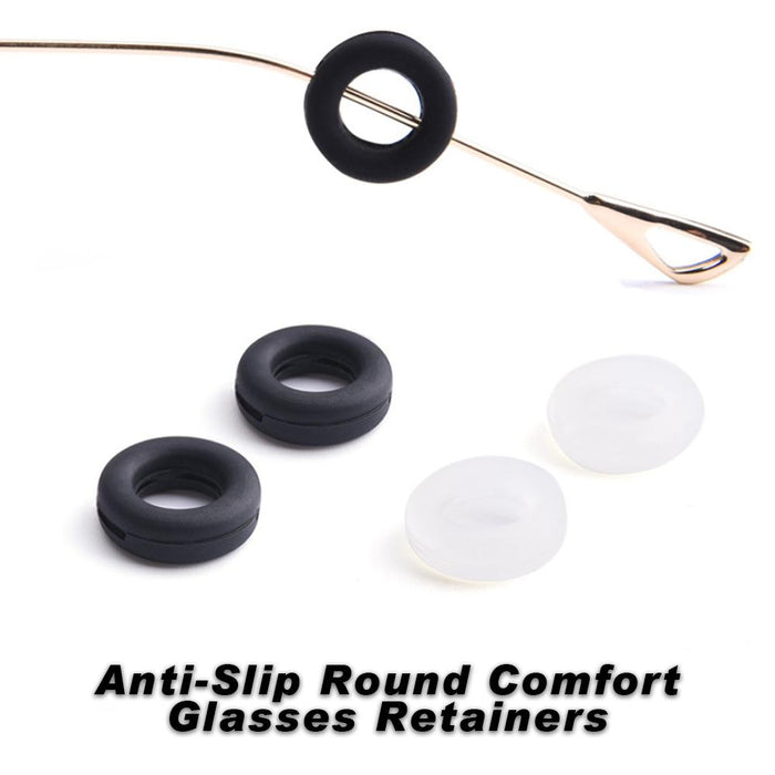 Fancyland™ Anti-Slip Round Comfort Glasses Retainers