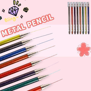 Fancyland™ Juice Color Gelly Roll Gel Pens- Blingbling Sparkling