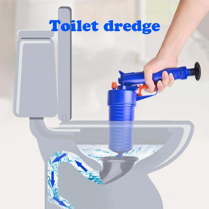 Fancyland™  Toilet Dredge Sewer Pipe Dredging Kitchen Floor Drain Dredging Device