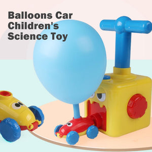 Fancyland™ Balloons Car Children's Science Toy