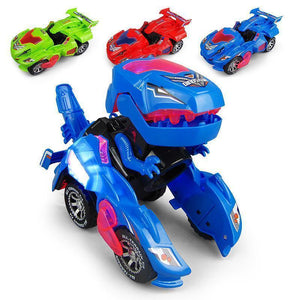 Fancyland™ Transforming Dinosaur LED Car