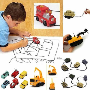 Fancyland™ Magic Pen Inductive Toy Car