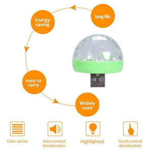 Fancyland™ USB Mini Mushroom Light