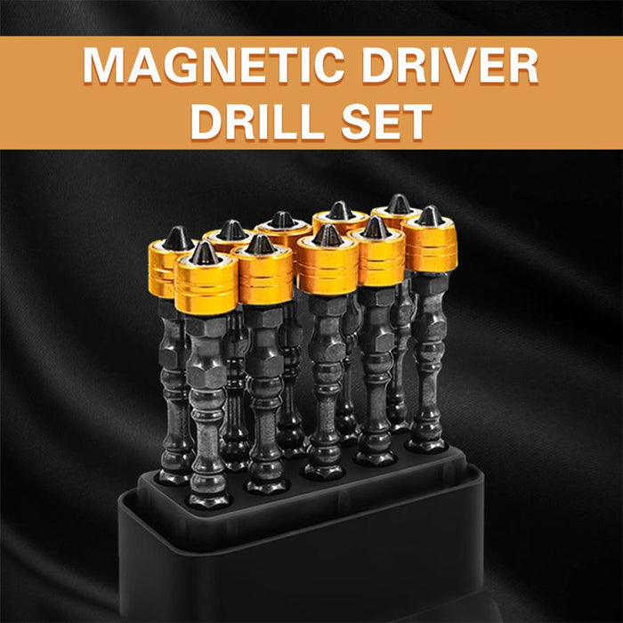 Fancyland™ Magnetic Driver Drill Set
