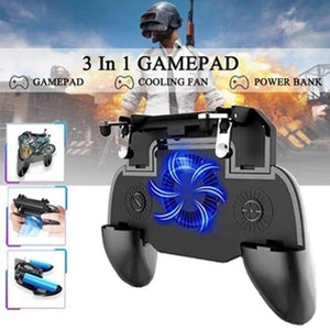 Fancyland™ L1R1 Mobile Gamepad with powerbank