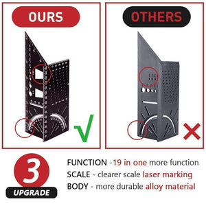 Fancyland™ 90 Degree Alloy Material Carpenter's Tool