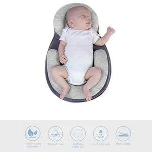 Fancyland™ Head Support Portable Baby Bed Pillow