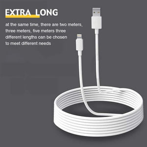 Fancyland™ Extra Long Data Cable