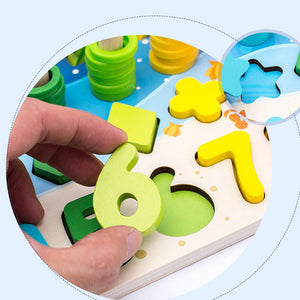 Fancyland™ Kids Montessori Educational Wooden Toys
